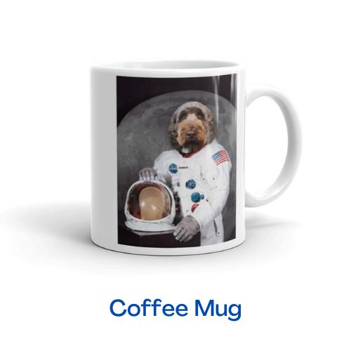 The Astronaut - Coffee Mug
