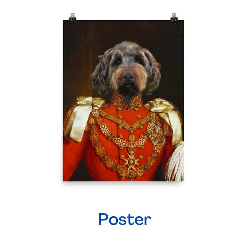 The Duke - Poster