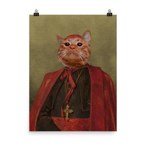 Animal Portrait - The Cardinal