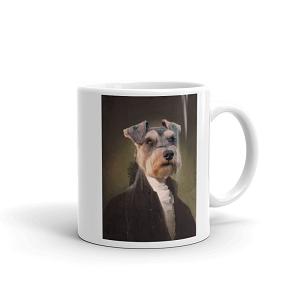 Pet Portrait - George Washington